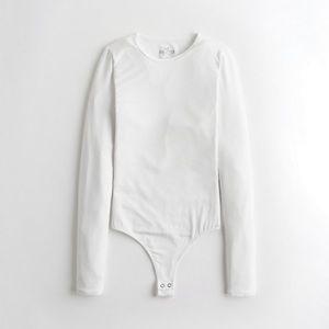 Hollister Slim T-Shirt Cheeky Bodysuit